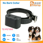Electric dog training collar TZ-PET850 Anti bark collar Waterproof&Rechargeable