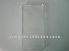 2012 New coming case!!! transparent hard case for iPhone5 ,PC material