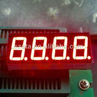 4-digit 7 segment LED digit display (ATA5241BHBJ)