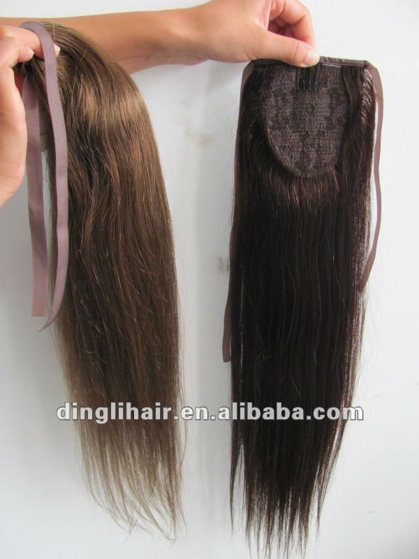 Extension Hair Human Ponytail 29