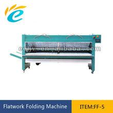 CE/ISO best used laundry sheet folder machine