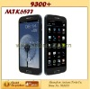 (9300+) 5.3 inch IPS Capacitive Screen MTK6577 Cortex A9 1GHz Dual Core Android 4.0 OS 3G GPS WiFi