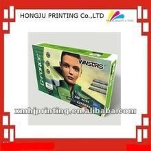 small product packaging box for hair product