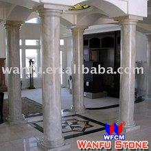 2012 high quality granite pillars design for sale