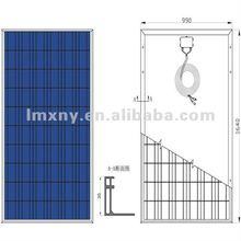 220W Polycrystalline solar panel