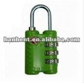 light trolley luggage with tsa lock