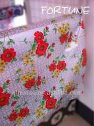 pvc printing film plastic sheet table cloth for packaging