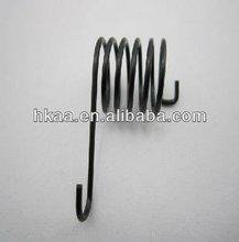 black torsional spring with long hook