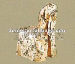 wedding chair cover and sash