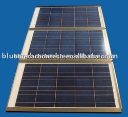 Special designing BIPV module solar panel