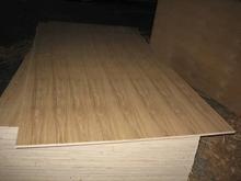 Natural ash Embossed Fancy Veneer Plywood