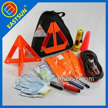 Hot sale Auto emergency kit,auto roadway kit,
