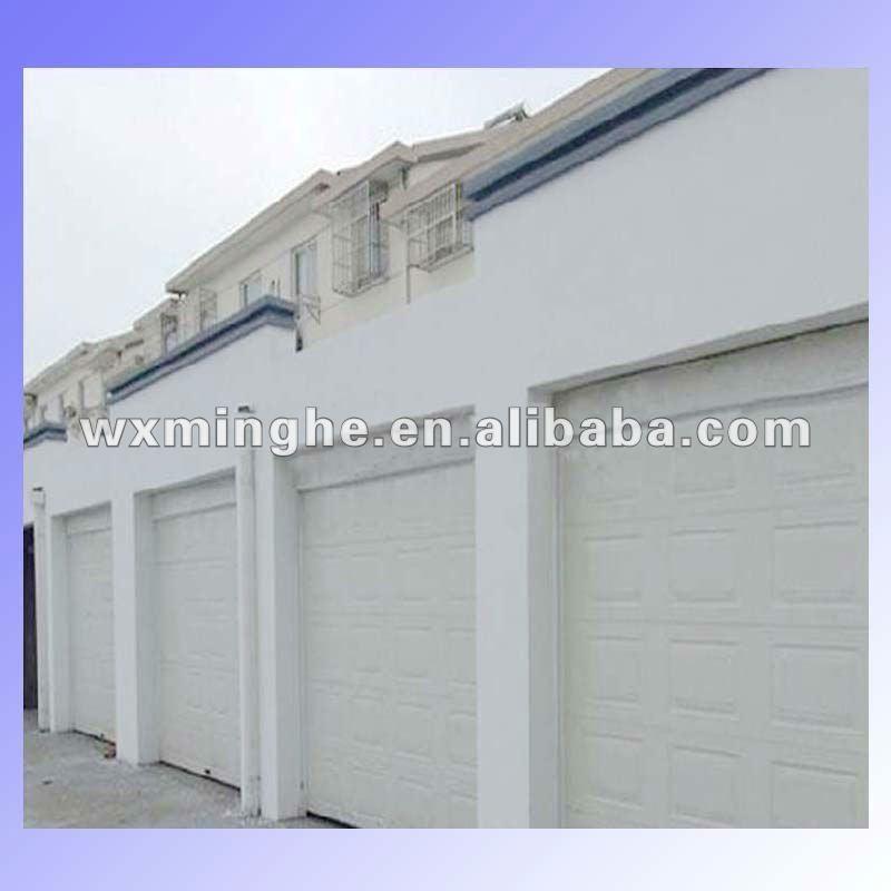 Durable Cheap Garage Door Simple Operated Garage Door