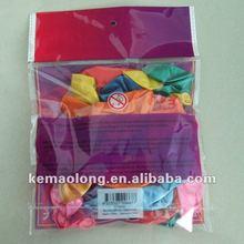 10inch birthday decoration latex balloon,custom packing