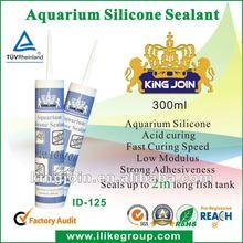 AQUARIUM FISH TANK SILICONE SEALANT IN ALL COLOR manufacturer/factory 280ml/300ml