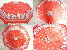 2012 best folding umbrella for lady