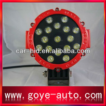 LED Offroad light ,51w led working light ,car led bulb .Factory Price !