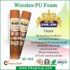 pu foam sealant wood manufacturer/factory 500ml/750ml