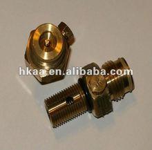 high precision copper connector automotive components connector
