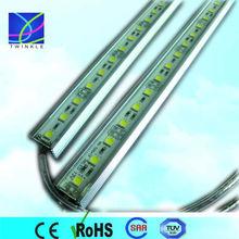 60leds one meter 14.4w multi color smd5050 12v aluminium led rigid strip