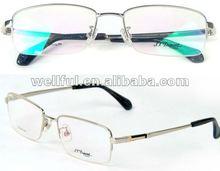 2012 High quality Titanium optical frame for men