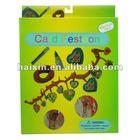 Kids educational toy diy craft kit