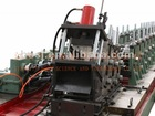 Auto China Parking system car collision beam roll forming machine