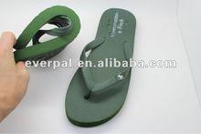2013 promotional pvc rubber footwear slipper