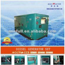 Closed Diesel Generator Yanmar 39kw/45kva Competitive Price