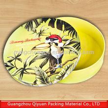 2012 NEW! green packing painting perfume handmade perfume box