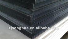 HDPE black sheets