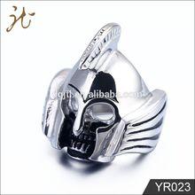 2012 fashion custom skull rings