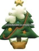 2012 hot sale infaltable christmas tree/ christmas decoration/ giant christmas tree