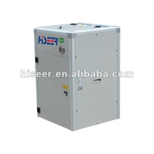 Geothermal ground source hot water heat pumps heating and cooling systems