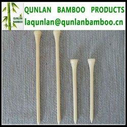 Bamboo Golf Tee
