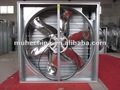 Mhb serie centrífuga del obturador sistema de escape del ventilador ( Auto push pull tipo )