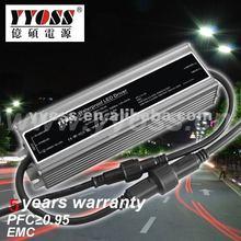 ip67 high efficiency constant voltage 150W external led driver 12v 24v 36v 48v 54v