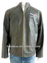 motorbike leather jacket for men/Locomotive suit