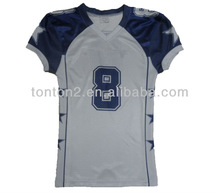 American football jersey for world wide hockey league