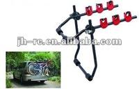 Universal Rear Mounted 3 Bicycle Car Cycle Bike Carrier Rack