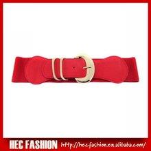 2012-2013 NYC Elastic Obi Belt,fancy elastic wide belts,SP30492