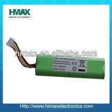 Cusom Battery Packs 4.8V Nimh SC 3300mAh 4.8v batterie rechargeable