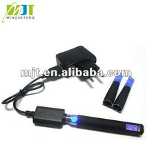 2012 best selling product ego t lcd battery, electronic cigarette with LCD screen, can show the battery and puffs