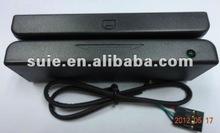 POS 3tracks USB chip card reader writer MSR