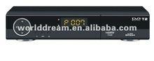 latest decoder MPEG4/H.264 digital receiver HD tuner DVB-T2