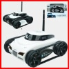 new design WiFi car tank Iphone control tank with camera wifi Remote Controlled Toy Car 777-287