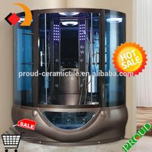 Hot Sale High Quality Computerized Freestanding Luxury Steam Shower Cabin Bathroom