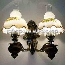glass wall lamp/wall lamp/2012 newest glass wall lamp (IH5002-1W)
