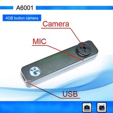 2012 hot selling Mini DV HD pinhole camera Hidden Camera with 3.0 mega pixel HuaZe--A6001