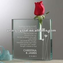 Handmade Wholesale Crystal Glass Vase